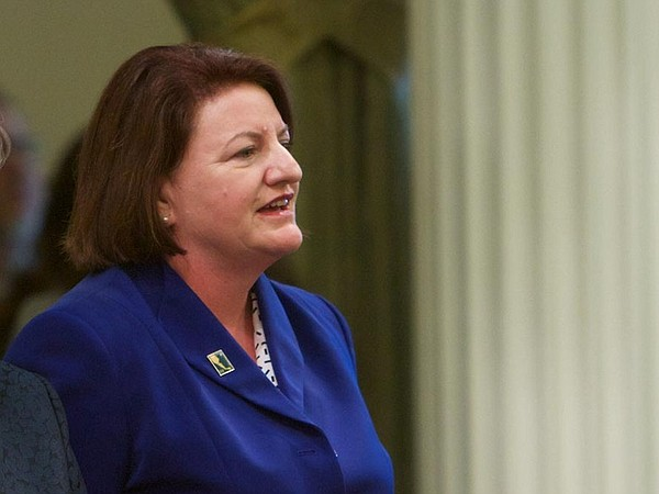 Assembly Speaker Toni Atkins, D-San Diego, is seen in an ...