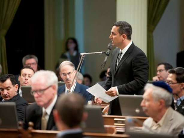 Assemblyman Mike Gatto is seen in this undated photo.