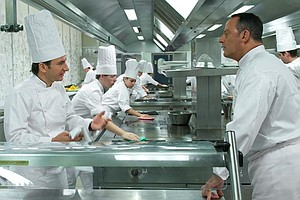 Review: 'Le Chef' Serves Up French Confection