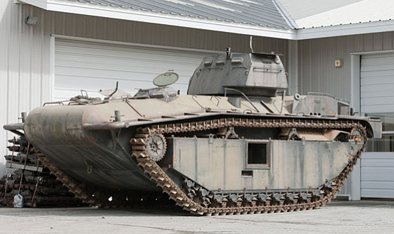 Collectors Buy Tanks, Military Vehicles At Auction | KPBS