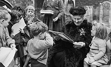 Italian educator Maria Montessori (1870 - 1952)... (41340)