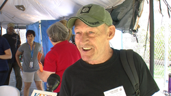 George Wilson, 59, joined the Army in 1972. He became homeless in 2009 after ...