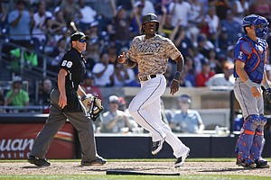 San Diego Padres' Cameron Maybin Suspended 25 Games For Drug Use