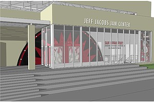 SDSU Starts Construction Of New $14.5M Basketball Practice Facility In August