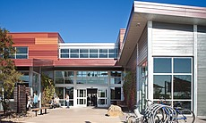 High Tech High in Chula Vista won an Orchid in 2010 for sustainable design.