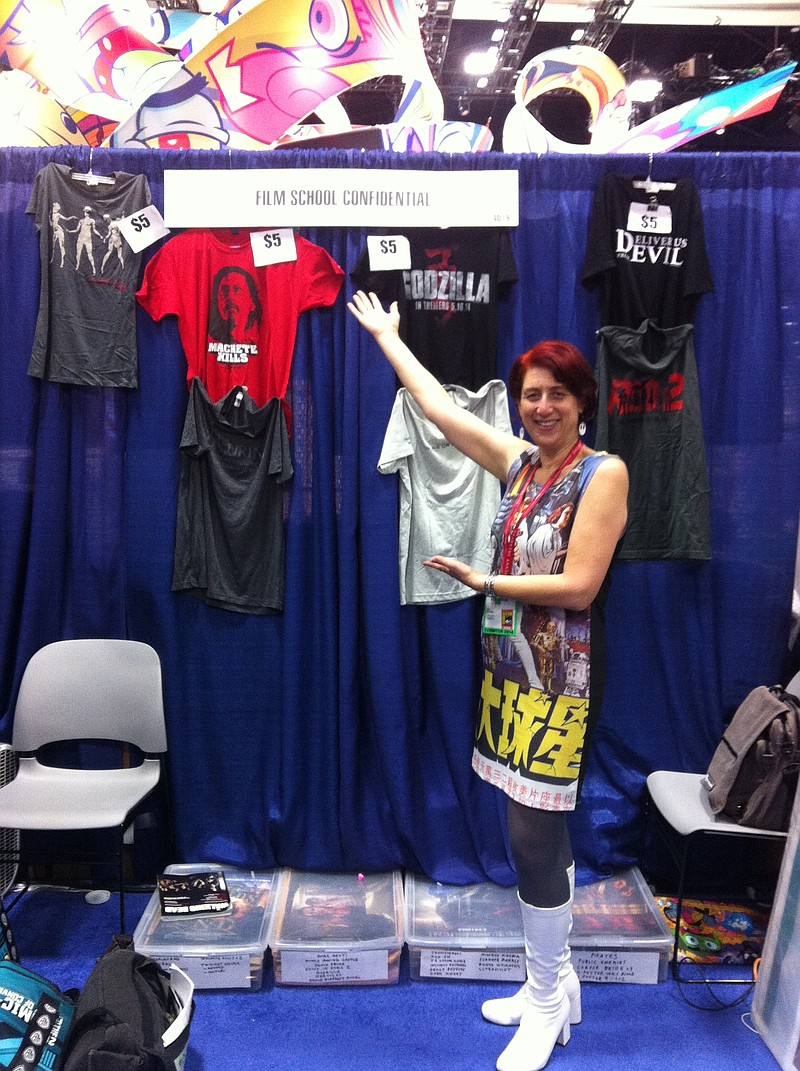Comic-Con 2014 begins. For the past decade or so I have run a booth for the n...