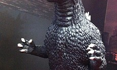 'Kawakita' Godzilla also from Sidshow, a mere few thousand. Does my son really need a college fund?