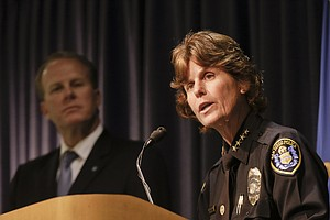 San Diego Police Chief To Present Progress On Federal Audit Recommendations