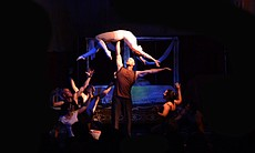 The Circus Collective of San Diego is an organization that challenges expectations of what circus performers can do.