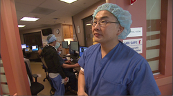 Dr. Chen explains the cutting-edge scans give him a detailed look at the insi...