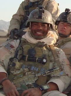 Army Sgt. 1st Class Samuel C. Hairston