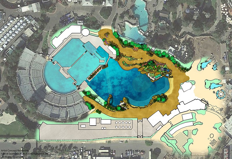 Seaworld San Diego Map Pdf.Seaworld To Expand Killer Whale Habitat Kpbs