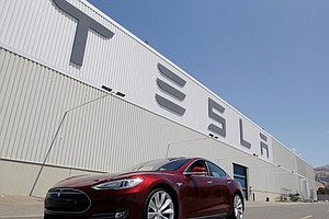 California Lawmakers Consider Incentives Package For Tesla Motors