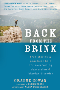 Book: Back from the Brink: True Stories and Practical Help for Overcoming Dep...