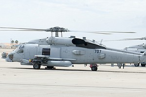 Navy Helicopter Squadrons Return Home Before Destroyers