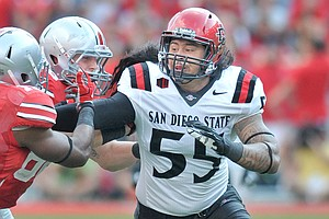 Junior Seau's Nephew To Make First SDSU Football Start