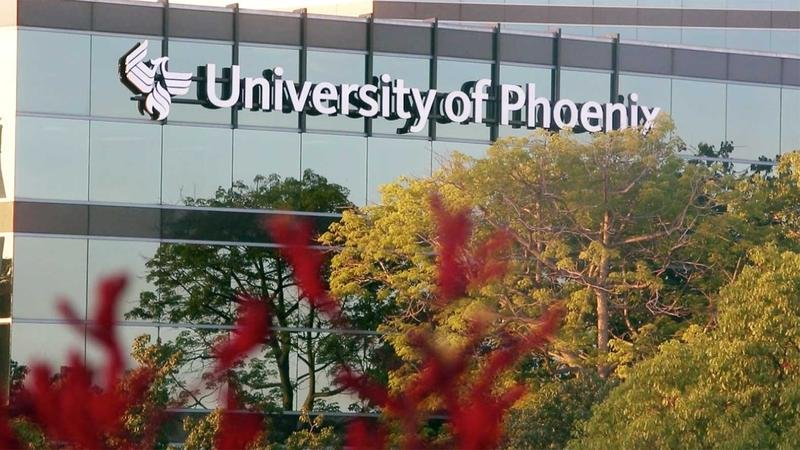 The University of Phoenix is the largest recipient of GI Bill money in both C...