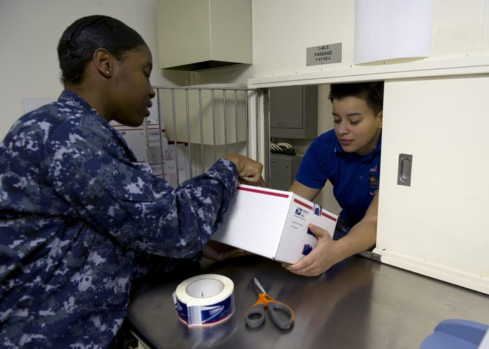 Sending Holiday Gifts To Your Sailor? Here Are The Navy's Mail ...
