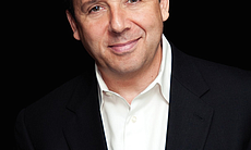 Pulitzer-prize winning author Ron Suskind