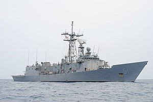 USS Gary Prepares For Final Deployment