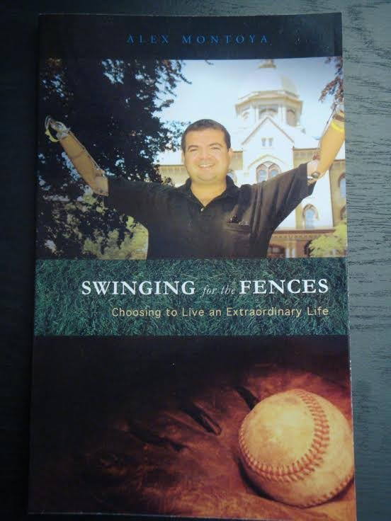 "In 2008, Alex Montoya authored his first book, ""Swinging ..."