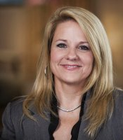 Gwynne Shotwell, President and Chief Operating Officer of SpaceX.