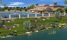 Rendering of the proposed pool and recreation c... (46364)
