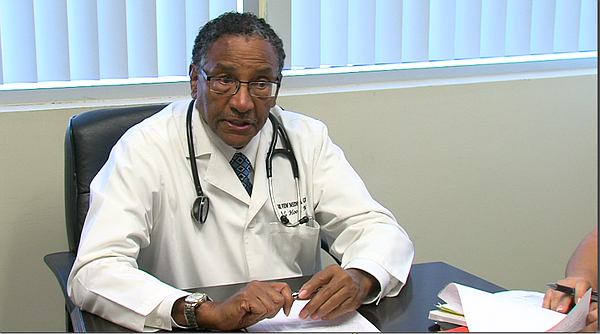 Dr. Rodney Hood heads up the Patient Health Improvement Initiative. He says t...