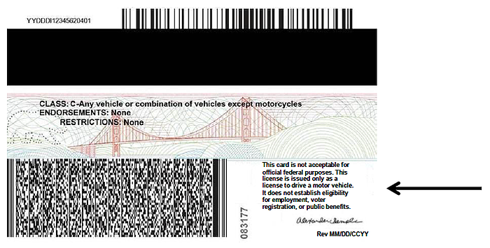 tennessee drivers license template - california drivers license font ffpriority