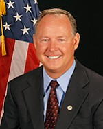 San Diego City Councilman Ed Harris
