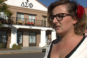 Activists Tell SDSU To Suspend Fraternities Over Sexual A...