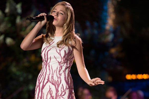 Jackie Evancho performs a collection of songs from her ne...