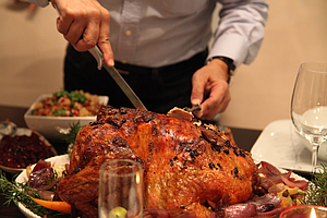 Talking Turkey With Chef Bernard Guillas
