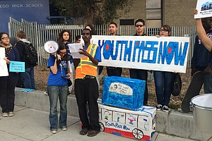 San Diego Students Want Cap-And-Trade Dollars For Free Youth Bus Passes