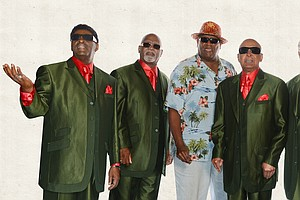 The Blind Boys Of Alabama Coming To California Center For The Arts