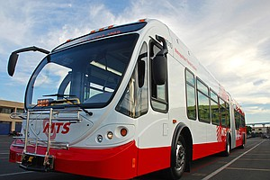 Photo for MTS Nixes Cash Fares, Allows Rear-Door Boarding On Buses