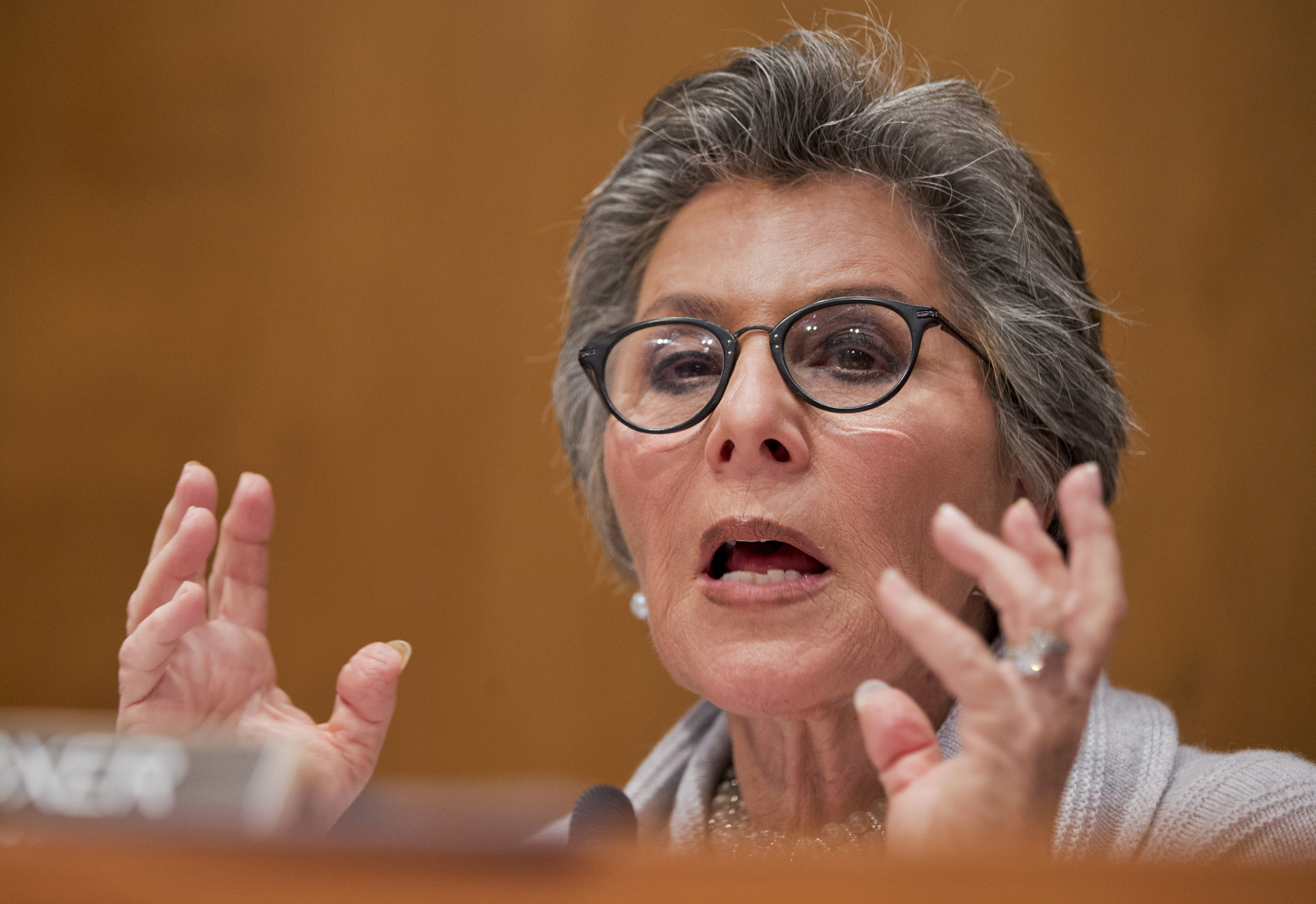 Former US Sen. Barbara Boxer Assaulted, Robbed In California
