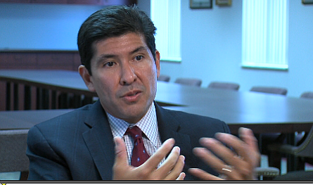 Damian Esparza, director of development with the San Dieg...