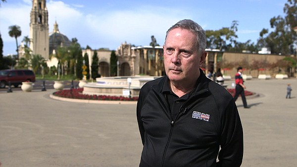 David Lundin, co-founder of the Balboa Park Heritage Asso...