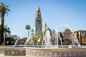 Photo for Balboa Park's Plaza De Panama Project Once Again In Court