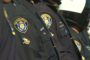 San Diego County Police Unions Sue Over New State Transpa...