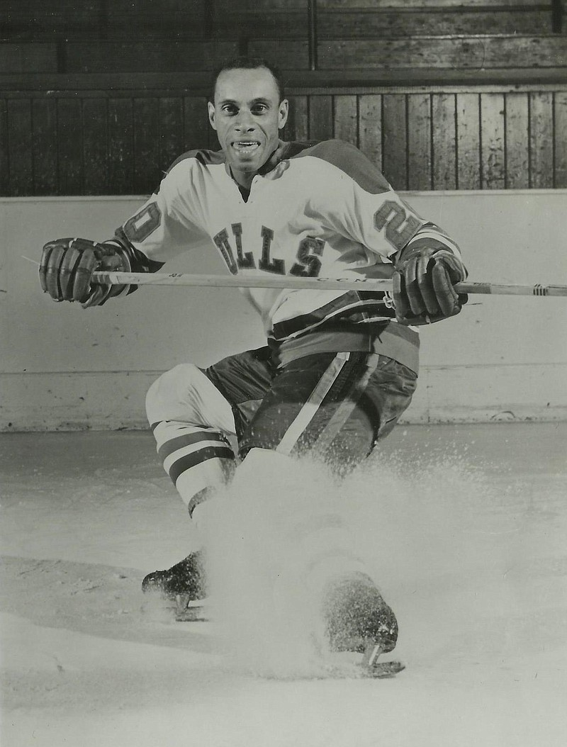 Willie O Ree poses in pre-season photos for the San Diego. 6c6f0c2b9