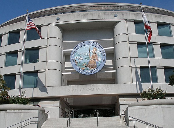 The California Public Utilities Commission headquarters i...