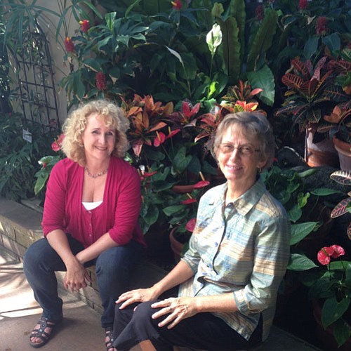 Host Nan Sterman talks with landscape historian Vonn Mari...