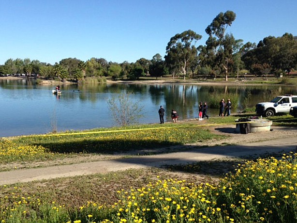 Image gallery lake murray san diego for Fishing lakes in san diego