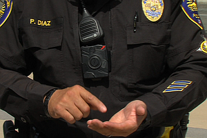 Number Of California Police Departments With Body Cameras Growing