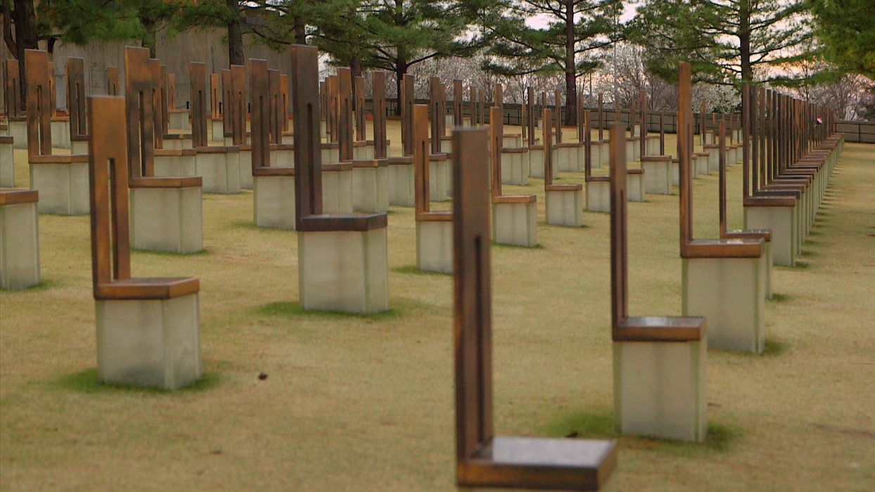 Remembering The Oklahoma City Bombing 20 Years Later Kpbs
