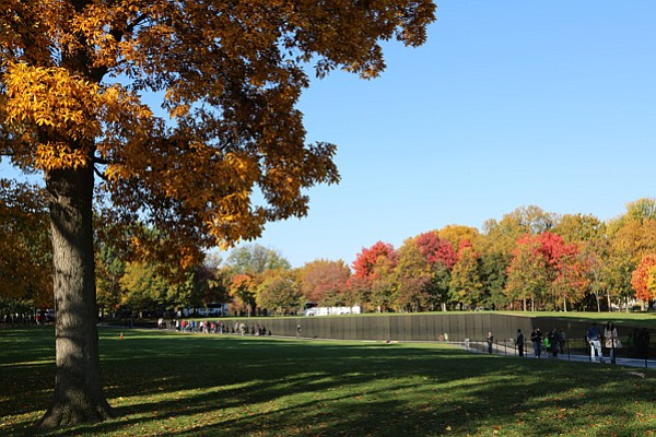 The Vietnam Veterans Memorial is engraved with more than ...