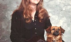 This undated portrait shows Sherri Lightner wit...
