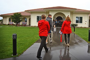 Military Families Get New Home Away From Home On Camp Pendleton